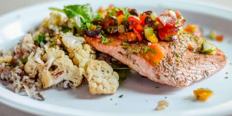 Simple and Fresh Mediterranean - Cooking Class by Cozymeal™ tickets