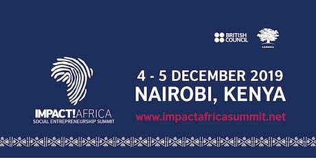 Impact Africa Social Entrepreneurship Summit 2019 tickets
