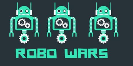 Robo Wars tickets