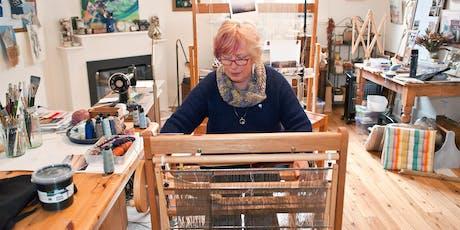 BRAG MASTERCLASS Heather Dunn Weaving Workshop tickets