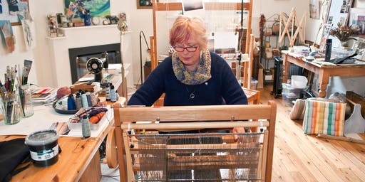 BRAG MASTERCLASS Heather Dunn Weaving Workshop