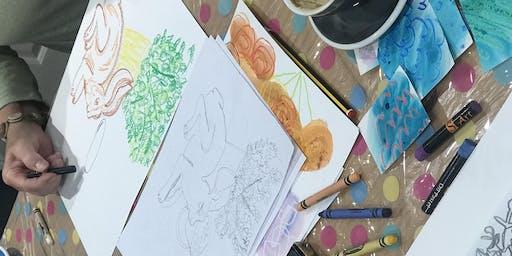 Just Draw- fun drawing workshop