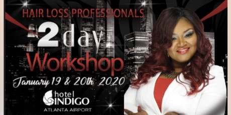 Hair Loss Professionals Workshop tickets