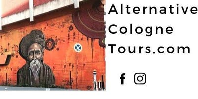 Street Art Tour Ehrenfeld [in English] by AlternativeCologneTours.com