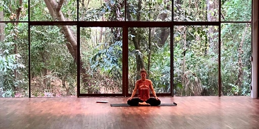 Move into Stillness - a 5 day yoga retreat with Charlotte Douglas - SHARED