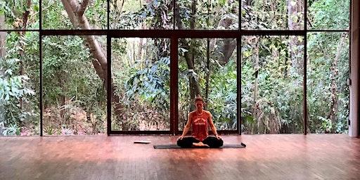 Move into Stillness - a 5 day yoga retreat with Charlotte Douglas - SHARED