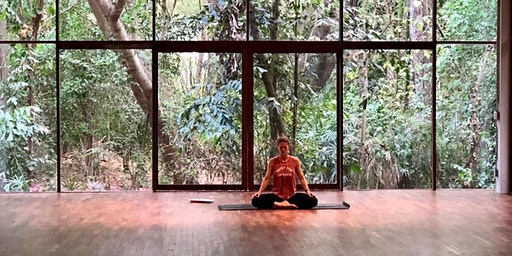 Move into Stillness - a 5 day yoga retreat with Charlotte Douglas - SINGLE