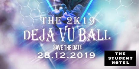 The 2K19 Déjà Vu Ball tickets