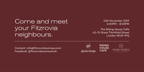 Fitzrovia Business Hub - November tickets