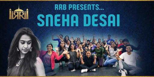 RRB Dance Company Presents - Sneha Desai
