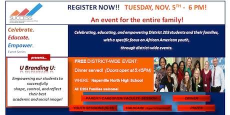 """S.U.C.C.E.S.S. Celebrate. Educate. Empower! - """"U Branding U"""" Event tickets"""