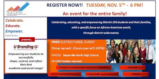 """S.U.C.C.E.S.S. Celebrate. Educate. Empower! - """"U Branding U"""" Event"""