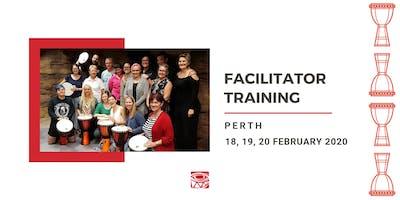 DRUMBEAT 3 Day Facilitator Training - Perth