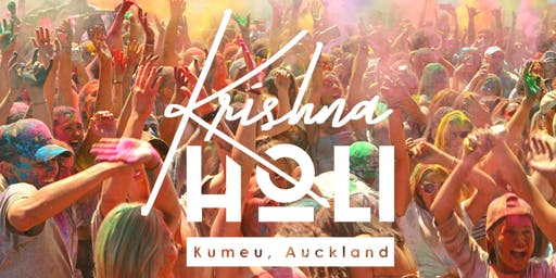 Krishna Holi - Festival of Colours Auckland 2020