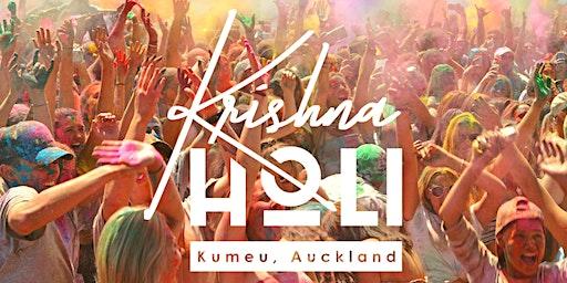 Krishna Holi - Festival of Colours Auckland 2020