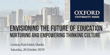 Oxford Professional Development Workshop (Manila) tickets