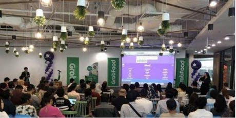 Grow with GRAB : Partnership Workshop tickets