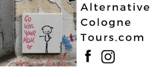 Street Art Tour Ehrenfeld [in English] by AlternativeCologneTours.com