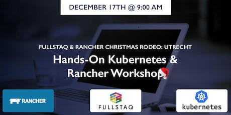 Fullstaq & Rancher - Christmas Rodeo - Utrecht tickets