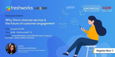 [Exclusive Event] Why omni-channel service is the future of customer engagement tickets