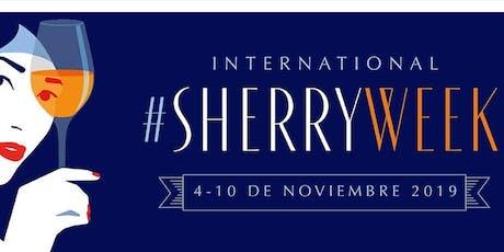 Curso de iniciación a los vinos de Jerez - Sesión de mañana entradas