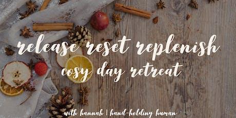 Day Yoga Retreat ~ Release Reset Replenish tickets