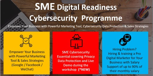 SME Digital Readiness & Cybersecurity Programme