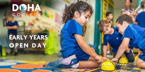 Doha College EYFS Open Day