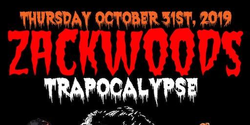 A Trapocalypse Halloween