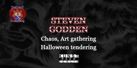 Steven Godden at Kunstraum Berlin tickets