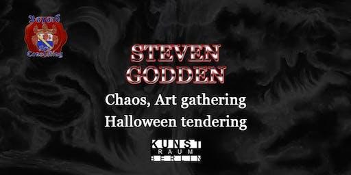 Steven Godden at Kunstraum Berlin