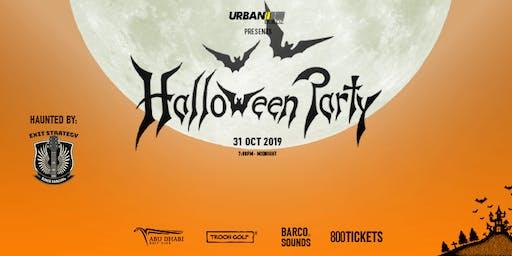 Halloween Party at Abu Dhabi Golf Club