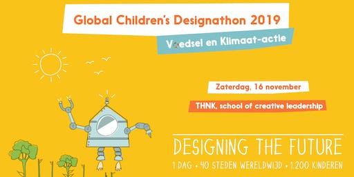 Eindpresentatie Global Children's Designathon