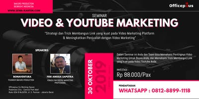 Seminar Video & Youtube Marketing