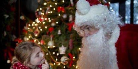 Santa at The Argory tickets