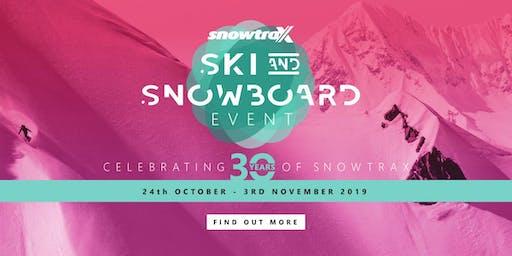 Snowtrax 30th Anniversary Event