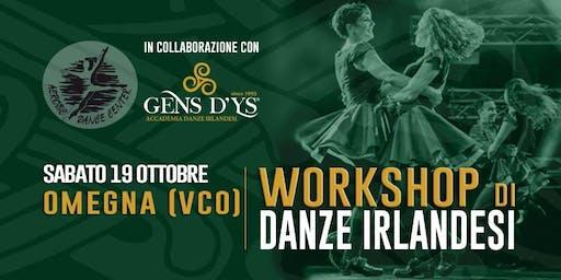 Omegna (VCO) - Danze Irlandesi
