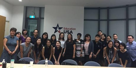 College Admissions Training Program for Singapore School Counselors- Cycle 6 tickets