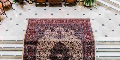 ตื่นตากับพรมเปอร์เซียหายาก Bangkok Persian Carpet Exhibition 2019