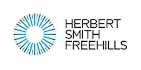 Herbert Smith Freehills Commercial Awareness Workshop tickets