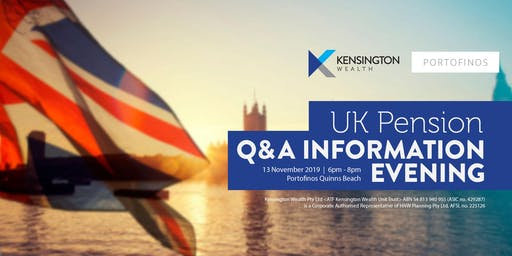 UK Pension Q&A Evening