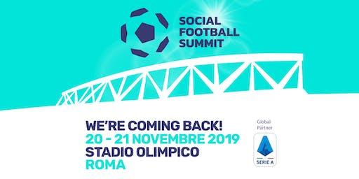 SOCIAL FOOTBALL SUMMIT 2019