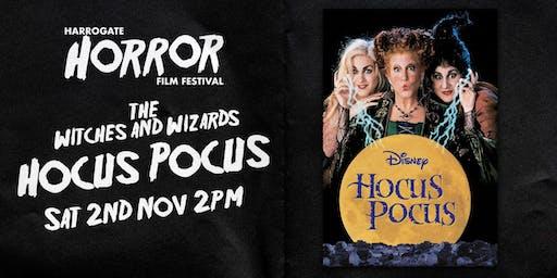 Hocus pocus - 2pm to 4pm (Harrogate Horror Film Festival)