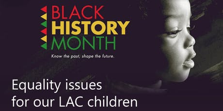 Equality issues for our LAC children tickets