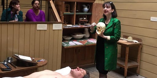Living Autopsy with Dr Suzy Lishman, CBE