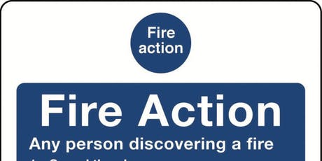 Care Home Fire Safety Workshops tickets