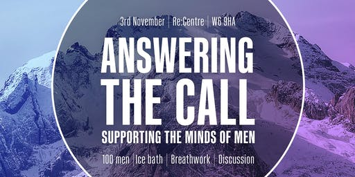 Answering the call - Supporting the minds of men