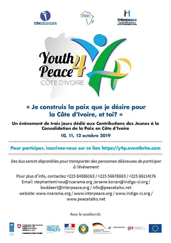 Image de Youth 4 Peace Côte d'Ivoire