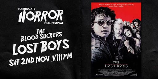 Lost Boys - 8pm to 10pm (Harrogate Horror Film Festival)