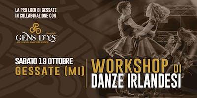 Gessate - Danze Irlandesi